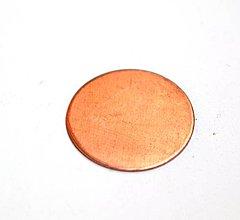 Polotovary - Medený pliešok 1,9 mm - 4290175_