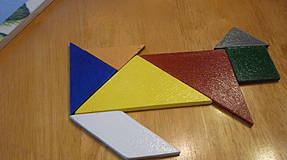 Hračky - tangram - nové námety I. - 4289659_
