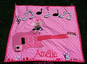 Hračky - Amélie a rocková víla - 4289778_