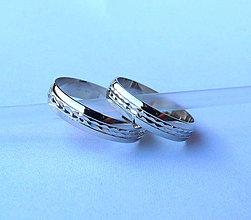 Prstene - zlatý pramienok - 4291051_