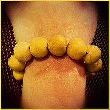 Náramky - Zlatý náramok - 4290794_