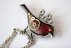 Odznaky/Brošne - Red Cardinal - 4295768_