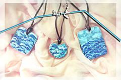 Náhrdelníky - Ocean Amulets - Muhit - 4297055_