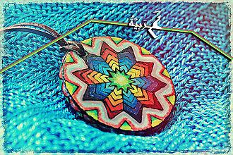 Náhrdelníky - Amulet - Tropická záhada - 4296856_