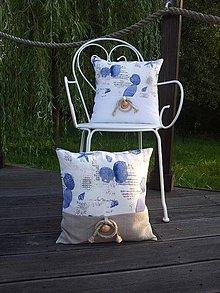 Úžitkový textil - Sada ľanových obliečok Brise de Mer - 4297744_