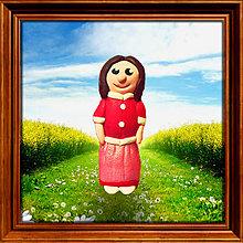 Hračky - Dievča NA ZÁKAZKU - 4296727_