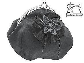 Kabelky - Dámska kabelka , spoločenská kabelka 08754 - 4302513_