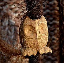 Ozdoby do vlasov - Soviak - Dredy drevené korálky - 4302095_
