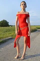 Šaty - sexi mini coccomo - 4301862_