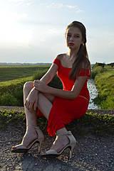 Šaty - sexi mini coccomo - 4301864_