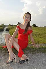 Šaty - sexi mini coccomo - 4301875_