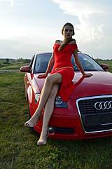 Šaty - sexi mini coccomo - 4301879_