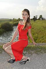 Šaty - sexi mini coccomo - 4301902_