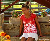 Topy, tričká, tielka - Letovločky - 4301545_