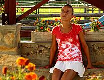 Topy, tričká, tielka - Letovločky - 4301555_