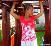 Topy, tričká, tielka - Letovločky - 4301579_