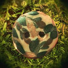Galantéria - Z lásky k prírode - gombíky - 4301716_