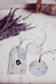 Papiernictvo - V levanduľových farbách #11 - 4307871_
