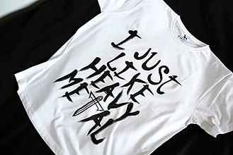 Oblečenie - I like - 4305186_