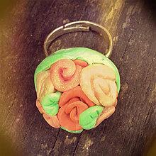 Prstene - Už kvitnú aj marhule! - prsteň - 4304770_