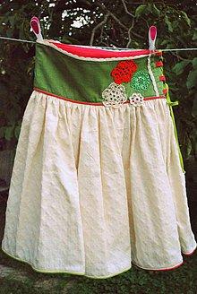 Sukne - veselá sukienka - 4311211_