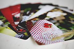 Papiernictvo - Kartičky na recepty - 4309499_