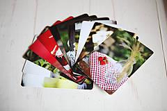 Papiernictvo - Kartičky na recepty - 4309500_