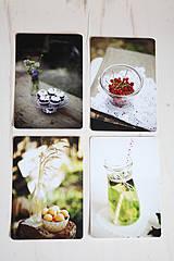 Papiernictvo - Kartičky na recepty - 4309502_