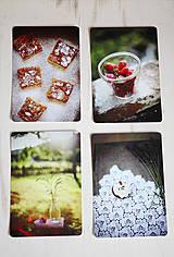 Papiernictvo - Kartičky na recepty - 4309504_