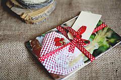 Papiernictvo - Kartičky na recepty - 4309506_