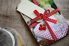 Papiernictvo - Kartičky na recepty - 4309507_