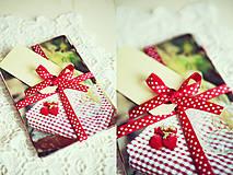 Papiernictvo - Kartičky na recepty - 4309508_