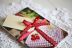 Papiernictvo - Kartičky na recepty - 4309509_