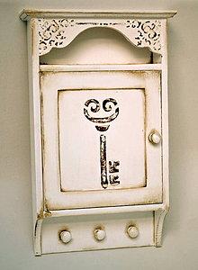 Krabičky - Kľúč k našim srdciam - 4308818_