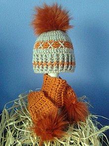 Detské čiapky - SET LILIANNE - 4313167_