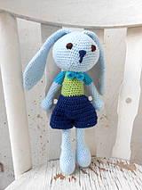 Hračky - Zajačik Hugo - 4313577_
