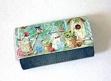 Peňaženky - Peňaženka - Doma. - 4315508_