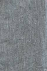 Textil - 100% Ľanové plátno režné hrubé - 4319045_