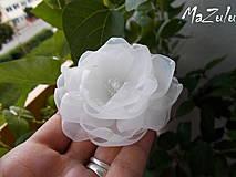 Ozdoby do vlasov - kvetinky aj pre nevestu - 4322309_