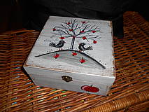 Krabičky - Keď dozrejú jablčka - 4319842_