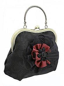 Kabelky - Spoločenská kabelka, kabelka dámská  1005 A - 4326139_