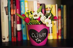 - Ľúbim ťa v ružovom - 4324657_