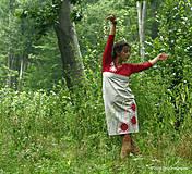 Šaty - Tanec v tichu - 4324285_