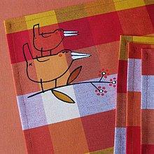 Úžitkový textil - ZVÍŘÁTKA - prostírání - 4324352_