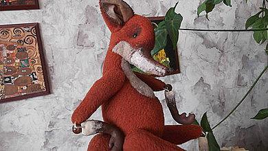 Bábiky - fox - 4323318_