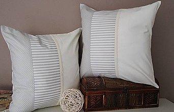 Úžitkový textil - Vankúšiky  za super cenu akákoľvek farba - 4328452_