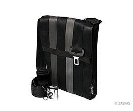 Veľké tašky - BLK 39-13 z bezpečnostních pásů z aut - 4327776_