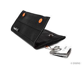 Peňaženky - ORG 61-14 z bezpečnostních pásů z aut - 4327895_