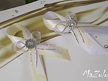 Pierka - svadobné pierko / veľké - 4326534_
