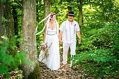 Svadba - svadobná suknička - 4326723_